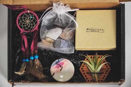 Swift Fit Natural Elements Gift Basket