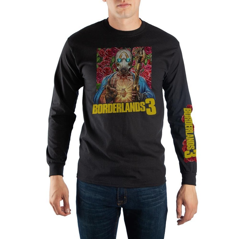 Borderlands 3 Long Sleeve Shirt Wear