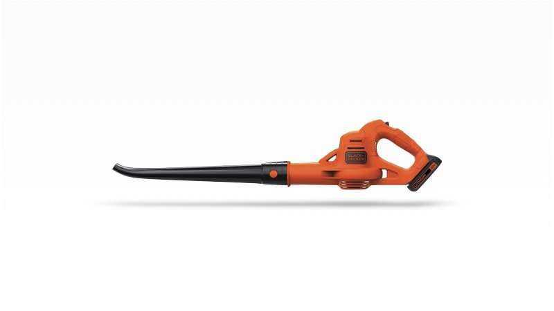 Black + Decker Leaf Blower