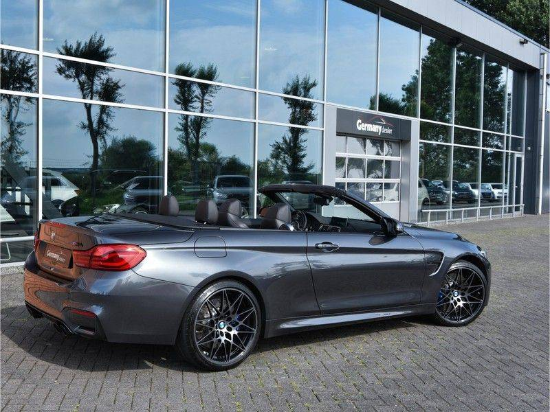 BMW M4 Cabrio Competition DCT 450pk HUD H/K DAB Adaptive-LED Memory 20inch afbeelding 16