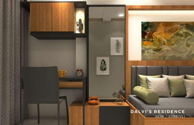 Dalvi's Residence 3Bhk Dombivli