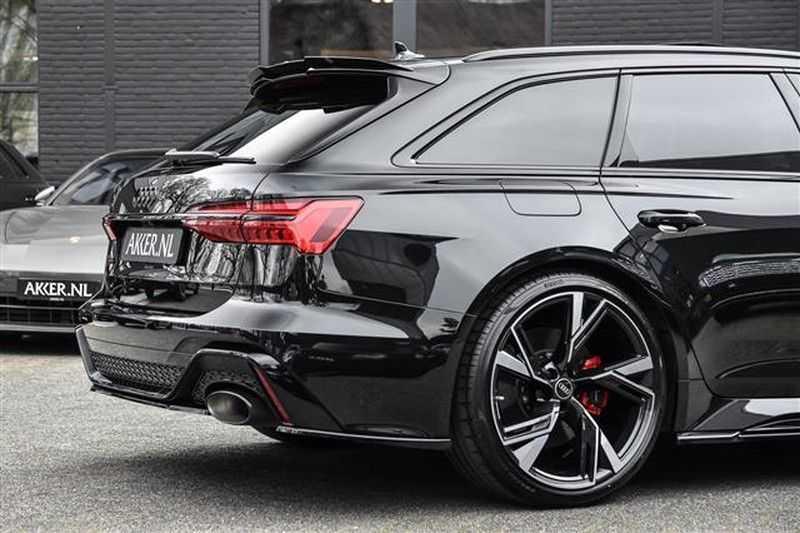 Audi RS6 AERO PAKKET+DYNAMIC PLUS+DESIGNPAKKET NP.240K afbeelding 20