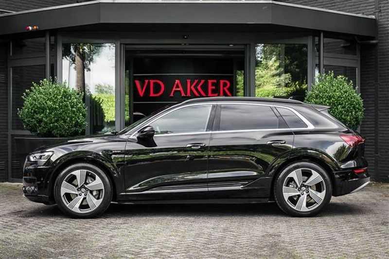 Audi e-tron 55 QUATTRO PANO.DAK+360CAM+HEADUP+B&O afbeelding 18