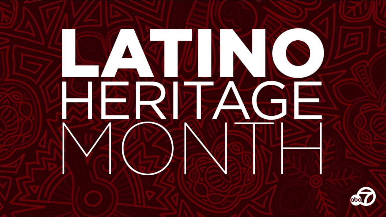 ABC7 Celebrates Latino Heritage Month 2019