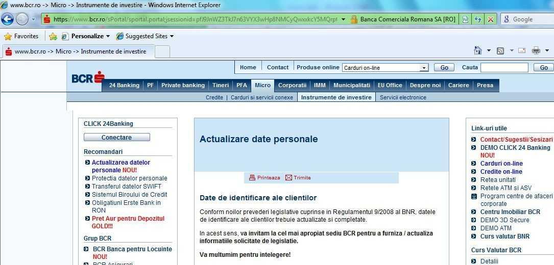 Cum încurajează băncile române phishingul cover image