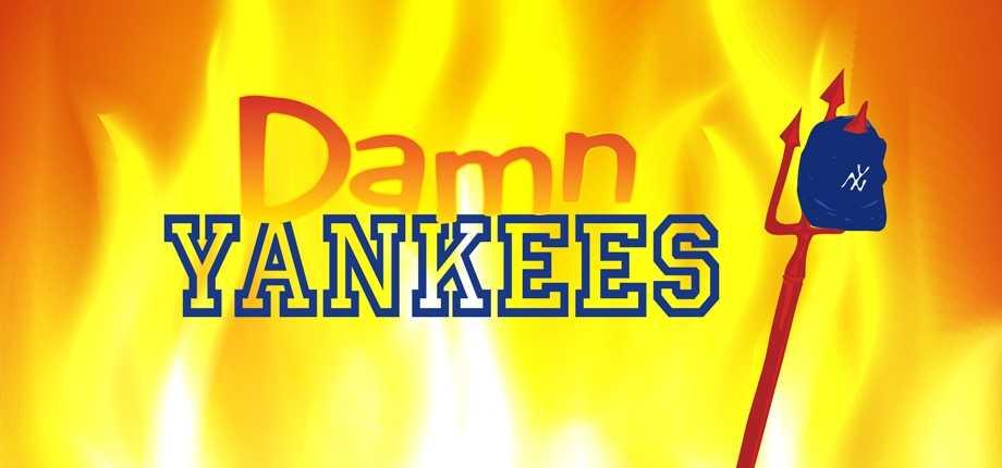 Show Logo for Damn Yankees