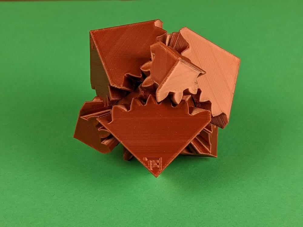 Cube Gear Ender 3