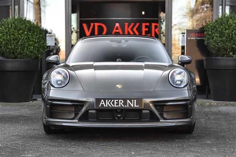 Porsche 911 4S SPORTDESIGN+LIFTSYST.+GLAS DAK+4WSTURING NP.219K afbeelding 5