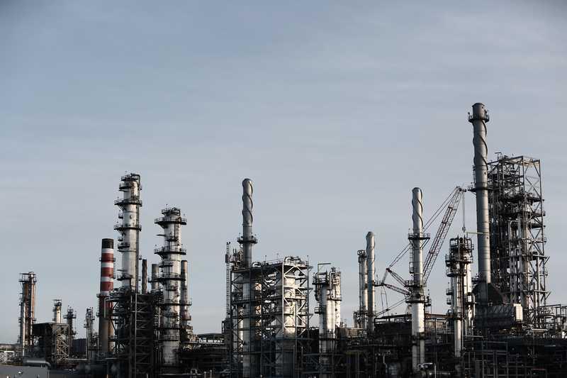 Ammonia production plant