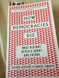 Paper copy of How Democracies Die