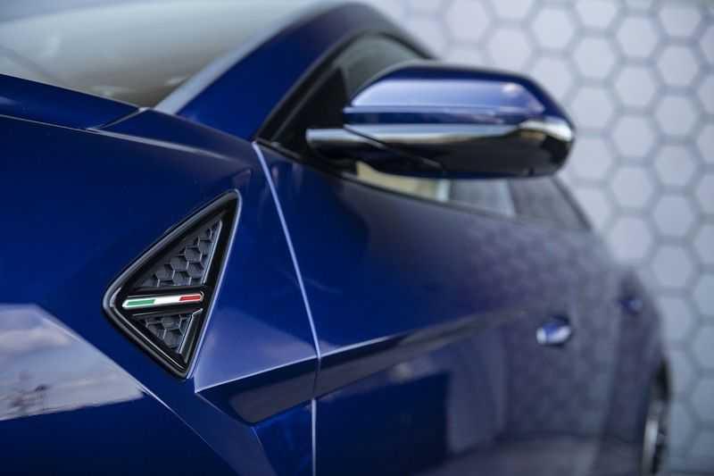 Lamborghini Urus 4.0 V8 + Full Option + Rear Seat Entertainment + Nightvision afbeelding 16