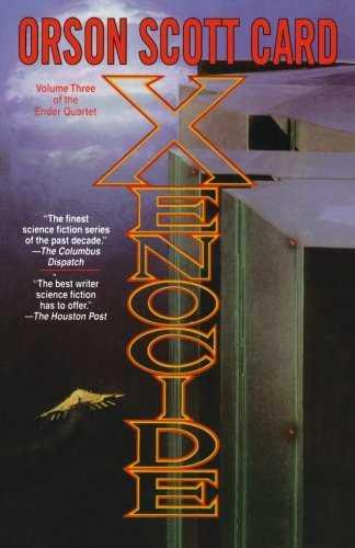 Xenocide (Ender's Saga, #3) Cover