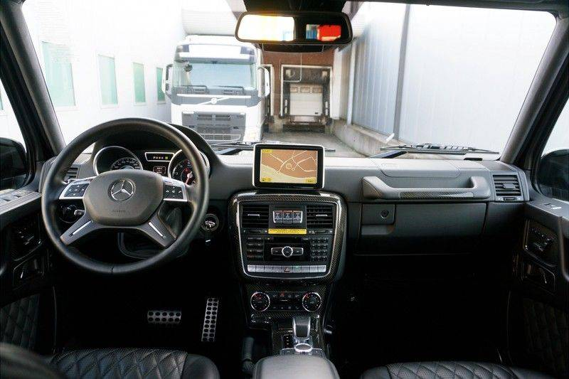 Mercedes-Benz G-Klasse 63 AMG Designo *Orig NL *Sportuitlaat afbeelding 21