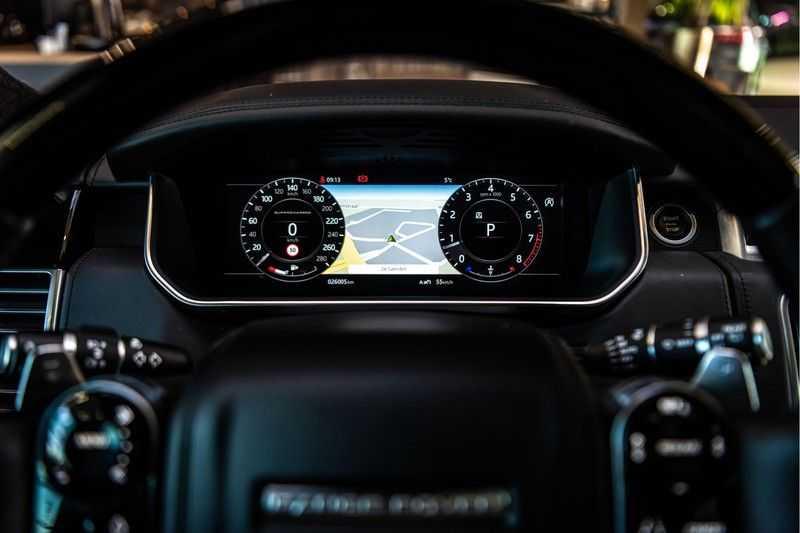 Land Rover Range Rover 5.0 V8 SC LWB Autobiography | Black Pack | Long Wheel Base | Massage | Panorama | Meridian Surround | Drive Pro Pack afbeelding 21