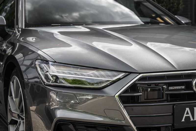Audi A7 50 TDI ABT S-LINE+LUCHTVERING+3D CAMERA afbeelding 11