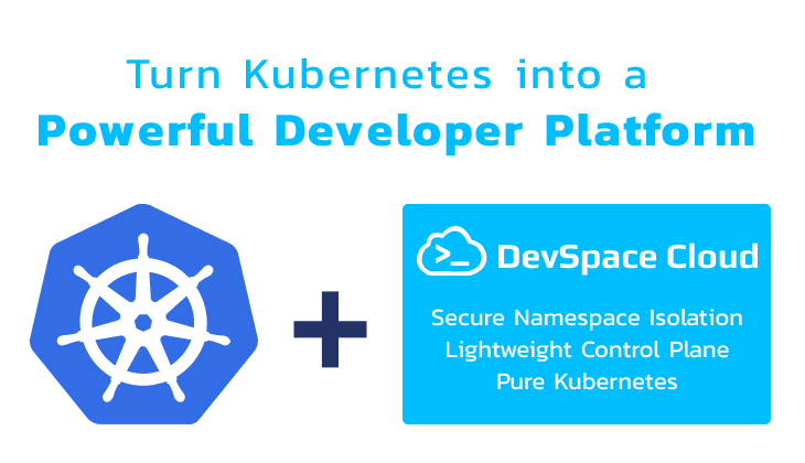 Introducing DevSpace Cloud · DevSpace Blog