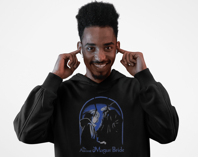The Ancient Magus Bride Hooded Sweatshirt