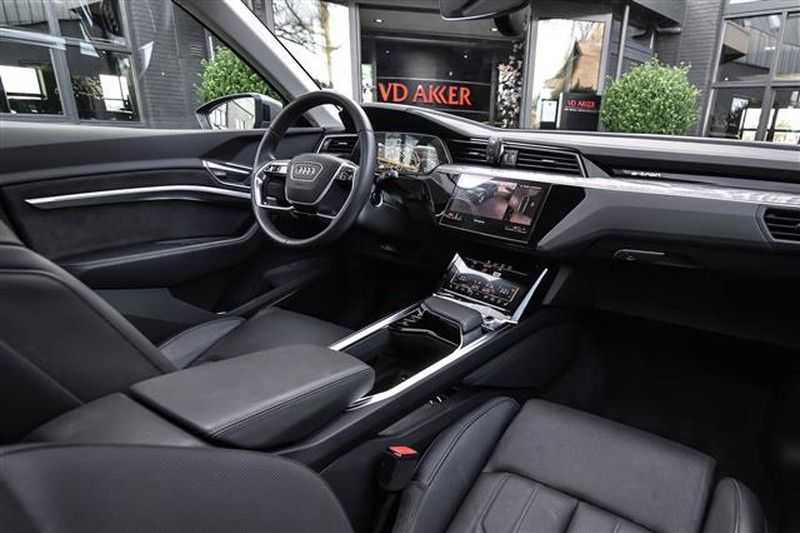 Audi e-tron 55 QUATTRO ADVANCED MASSAGE+PANO.DAK NP.126K afbeelding 7
