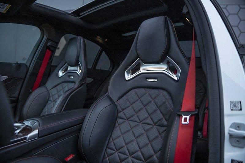 Mercedes-Benz C-Klasse C63 AMG S Edition 1 C63s Panoramadak + Burmester + Head-up afbeelding 4