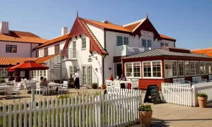 nordjyllands fineste badehotel