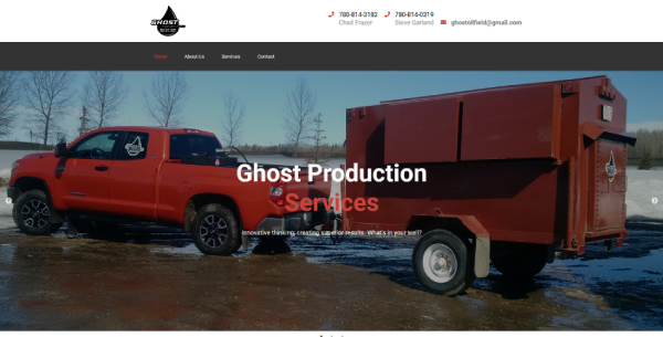 Ghost Production Services