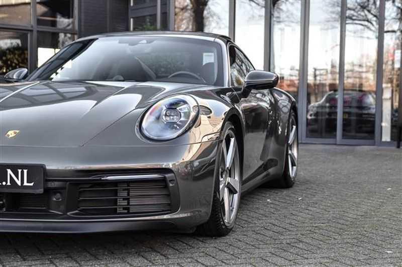 Porsche 911 4S PDCC+4WSTURING+BURMESTER NP.220K afbeelding 9