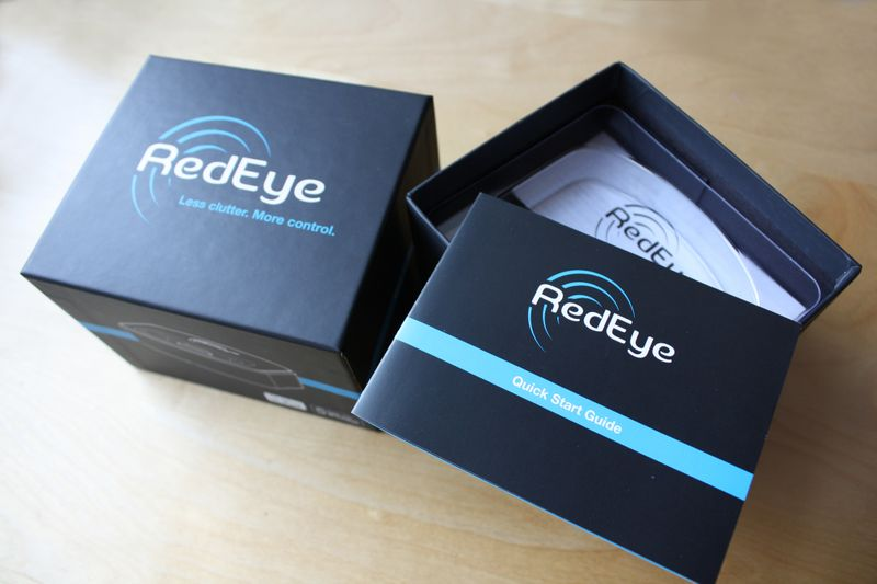 ThinkFlood's RedEye packaging