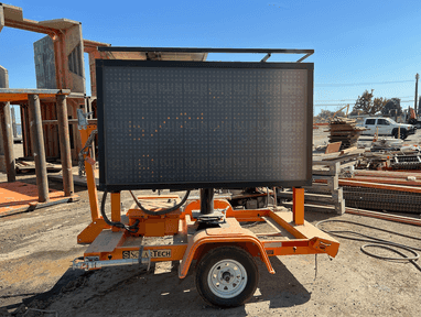 Arrow and Message Boards