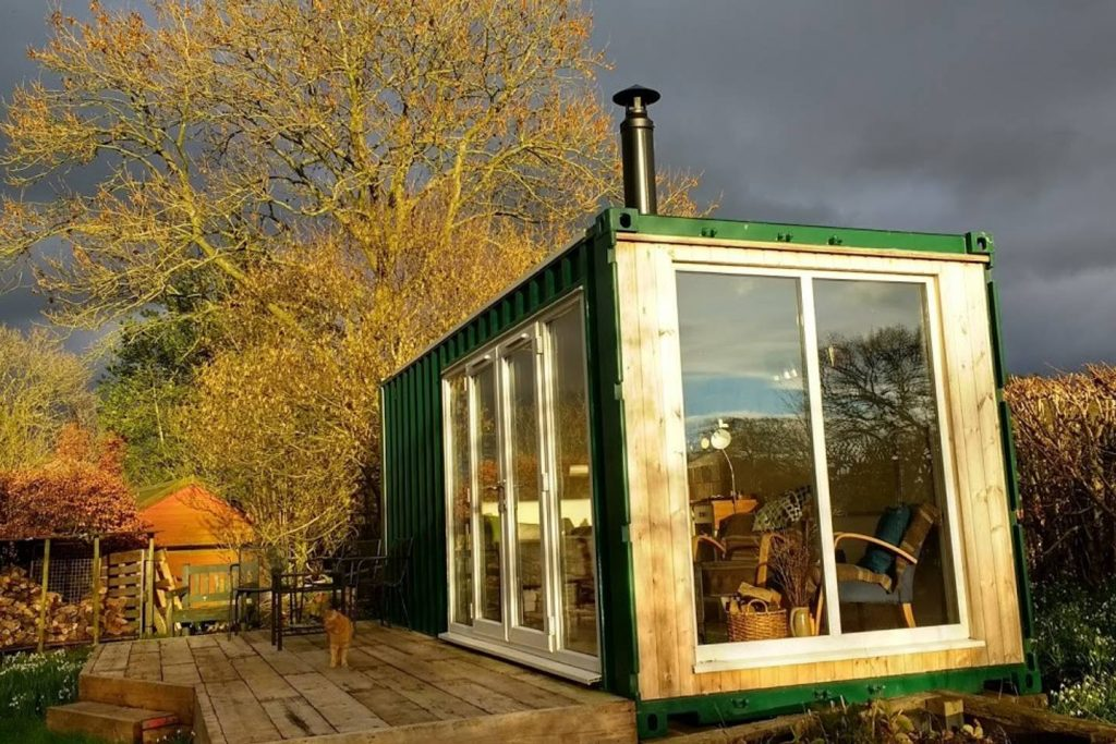 Container Homes and Shipping container houses