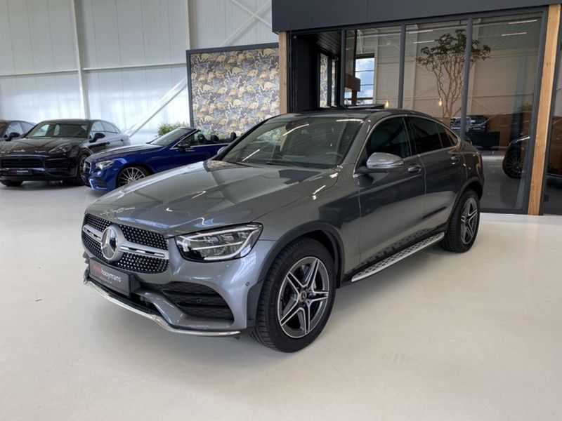 Mercedes-Benz GLC Coupé 300 4MATIC | 360° camera | Panorama | Widescreen | Keyless