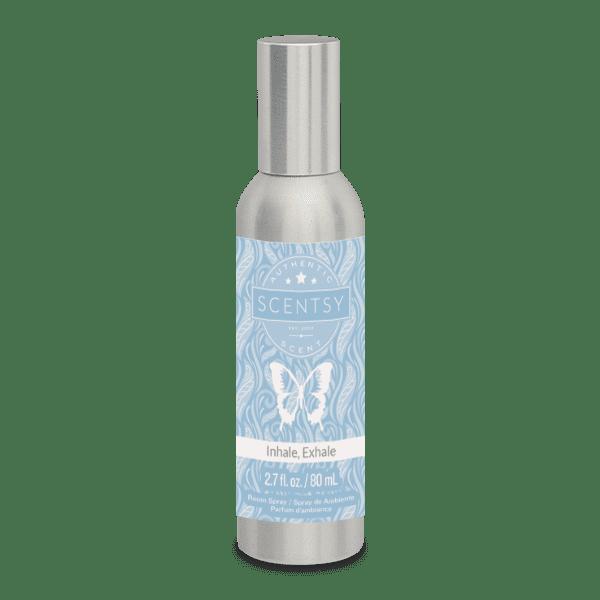 Inhale, Exhale Room Spray