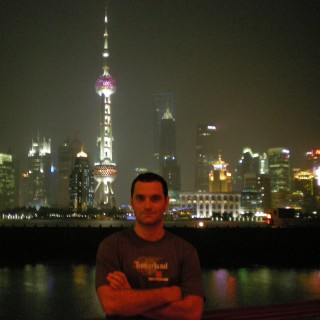 The Bund, Shanghai, 2009