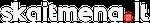 Skaitmena logo