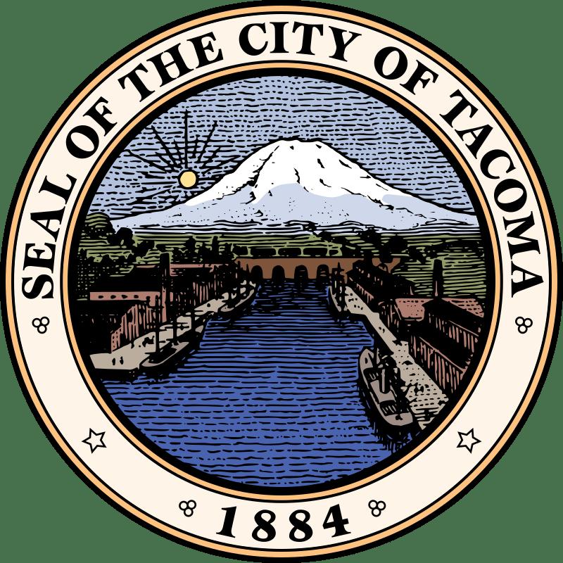 logo of City of Tacoma