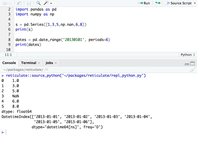 Rstudio 12 Preview Reticulated Python Rstudio Blog