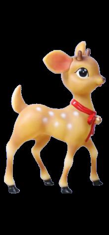 Large Boy Reindeer photo