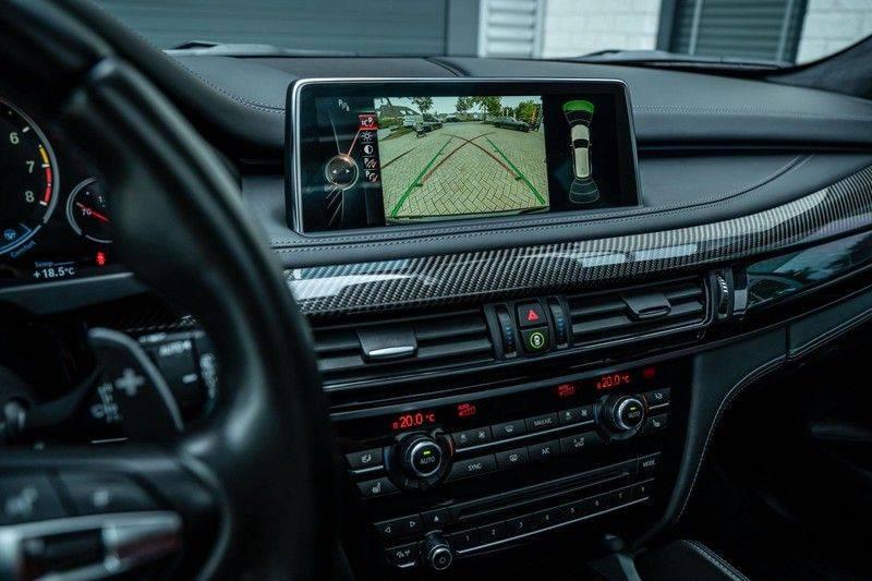 BMW X5 M, 575 PK, Pano/Dak, Leder Merino, Head/Up, Keyless, Soft/Close, Harman/Kardon, Surround View, LED, 22'' Breyton RS, 2016!! afbeelding 14