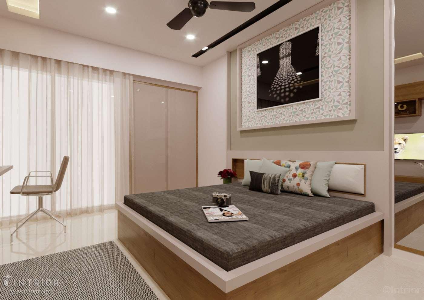 bed& Wardrobe