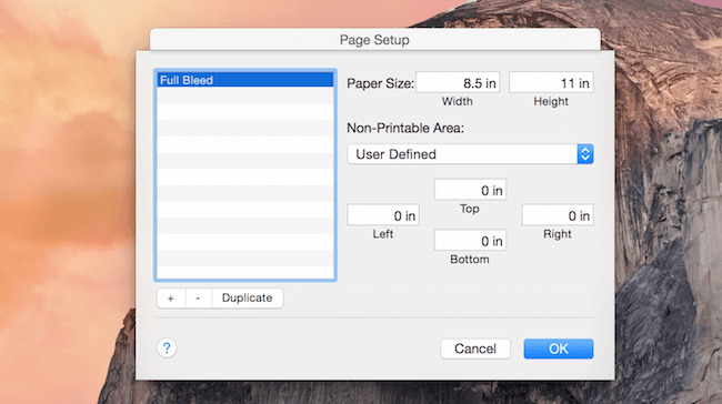 How to Print All the Way to the Edge in Microsoft Word