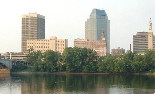 Springfield, Missouri Skyline