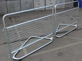 Police Crowd Barrier