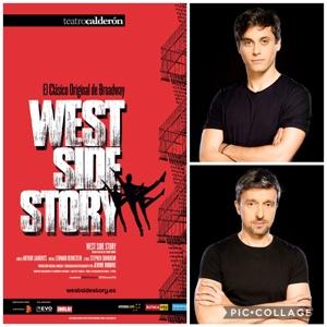 """Imagen de Entrevista Javier Ariano y Armando Pita """"West Side Story"""""""
