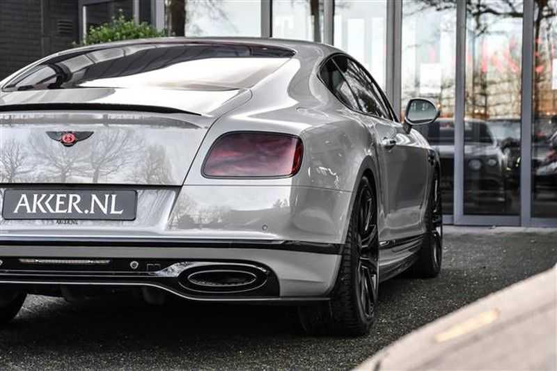 Bentley Continental GT SPEED SUPERSPORTS LOOK CARBON (635 PK) afbeelding 14
