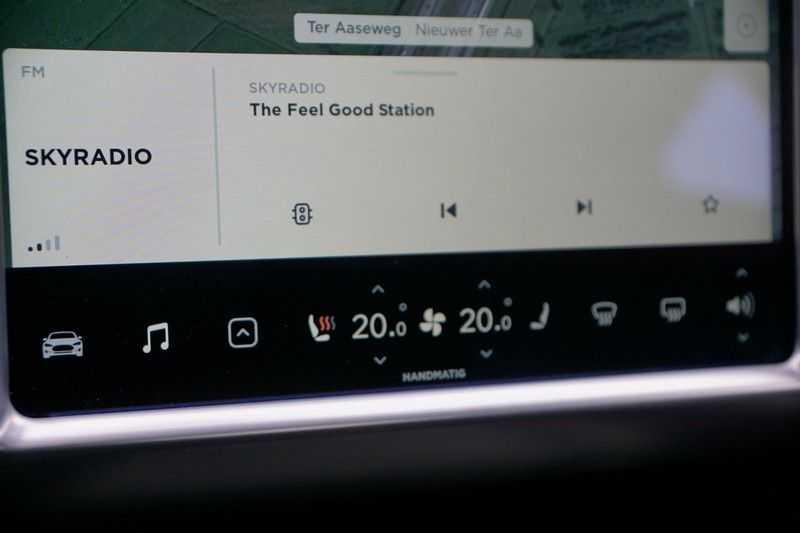 "Tesla Model S 90D Base / 422 PK / Panoramadak / Luchtvering / NL-Auto / 132dkm NAP / 21"" LMV / Leder afbeelding 16"