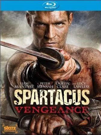 cover Spartacus: Vengeance (S3)
