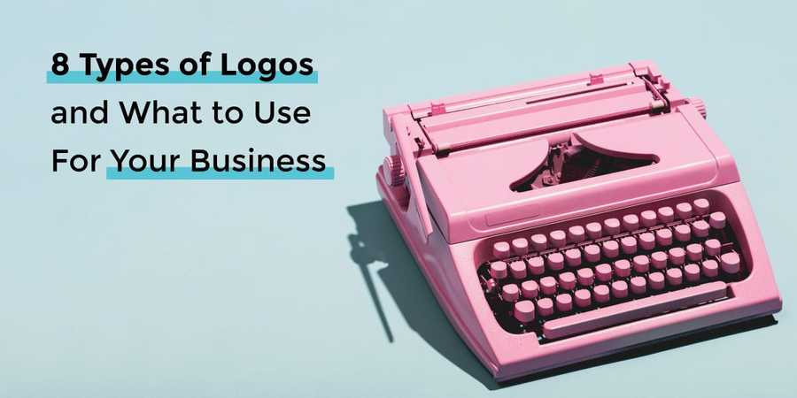 logo types for business