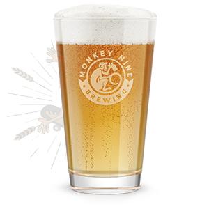 Rendering of Monkey 9 Shredded Wheat Beer