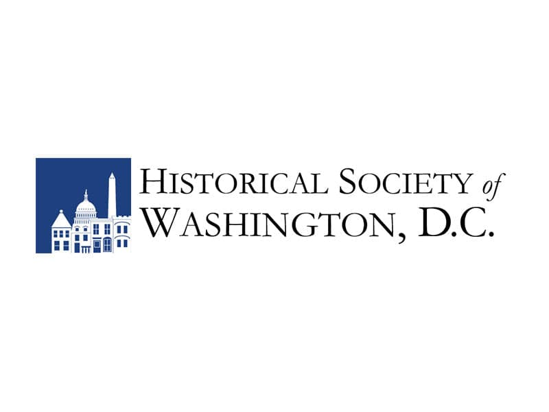 logo for dc historical society