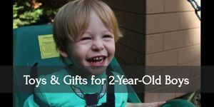 Discover the presents your two year old boy will love this year!