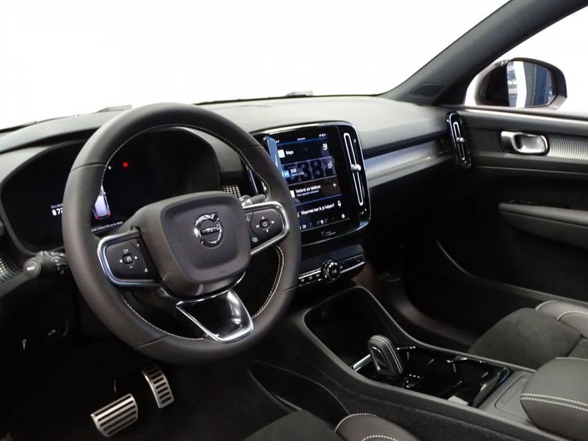 Volvo XC40 Recharge P8 AWD R-Design   prijs ex.btw 56900,-   8% bijtelling direct leverbaar! *tot 24 maanden garantie (*vraag naar de voorwaarden) afbeelding 10